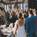 Lichtfabriek Buitenterrein Huwelijk Proost