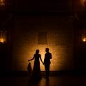 Lichtfabriek Huwelijk Bruidspaar Schaduw